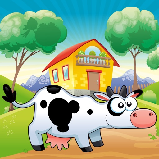 Animal Scratchers Mania - Farm Country Style Scratch Card