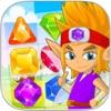 Diamond Jewels: Match 3 Game