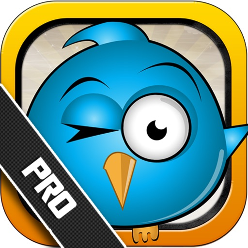 Falling Bird Rescue Pro - Cute Bouncy Wings Mania iOS App