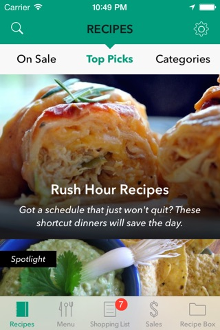 Food.com – Recipes, Shopping Lists & Meal Plans screenshot 2