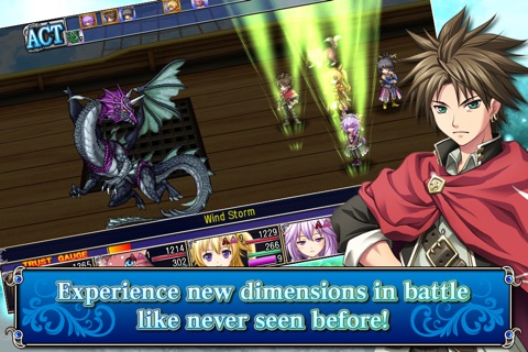 RPG Asdivine Hearts screenshot 2