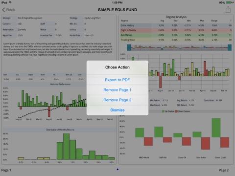 Risk-AI Fusion screenshot 4