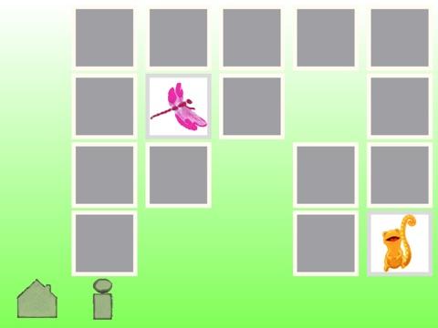 Chacha-Casha, le petit caméléon screenshot 2