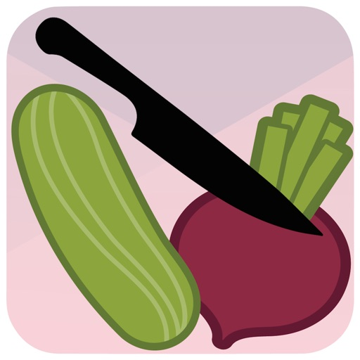 Veggie Slayer : Eat Your Vegetables iOS App