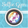 Selfie Gym Pro Photo Editor - Enlarge your muscles and add photoshop abs to your pics