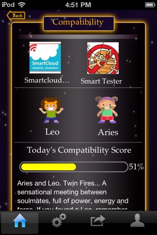 Horoscope Daily! screenshot 4