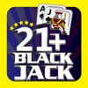 Blackjack 21 + Free Casino-style Blackjack game logo