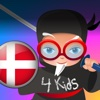 Professor Ninja Danish For Kids