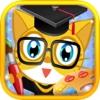 Mafa Cat Learning Stationery