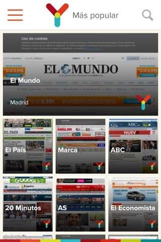myNews Pro screenshot 1