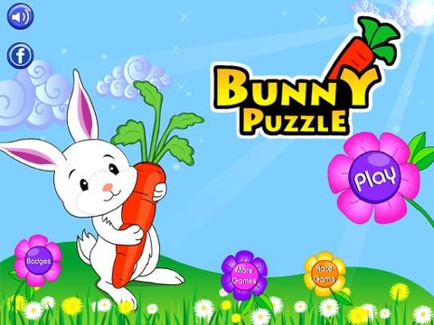 Bunny Puzzle-ipad-0
