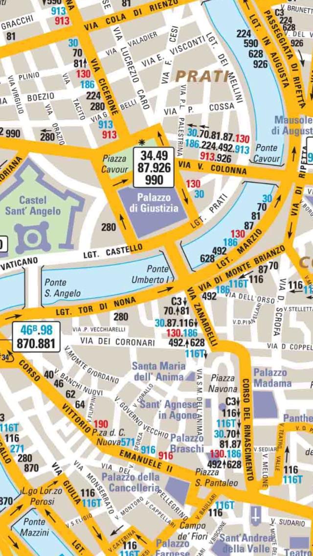 欧洲自由行 巴黎地铁罗马公交火车 伦敦离线... screenshot1