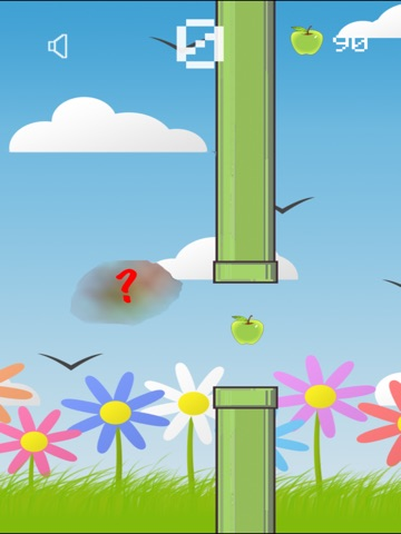 Flappy Wylsa 2 for iPad screenshot 2
