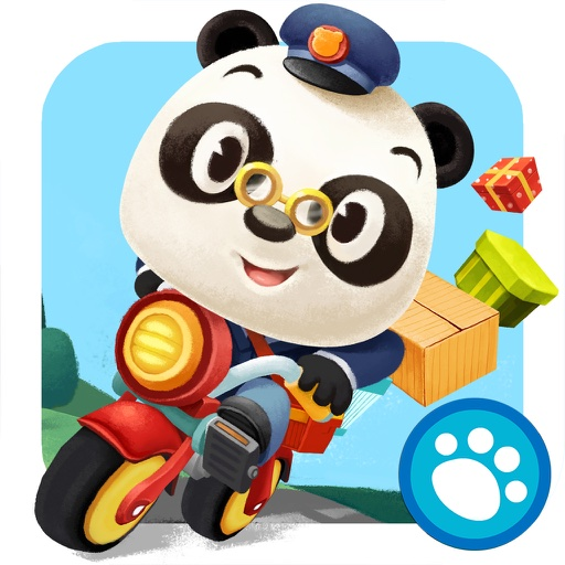 Another FREE sale app for kids - Dr. Panda's Mailman