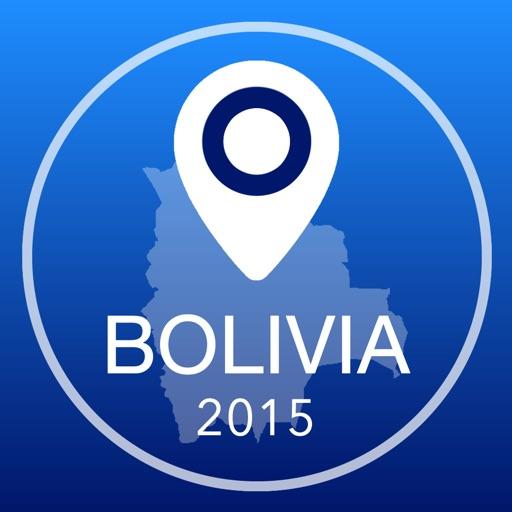 Боливия Оффлайн Карта + Тур гид Навигатор, Развлечения и Транспорт