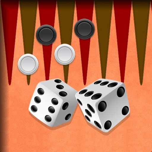Classic Backgammon - Free Deluxe Strategy Board Game for Kid & Adult iOS App