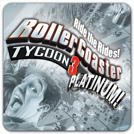 過山車大亨3 白金版 RollerCoasterTycoon 3 Platinum