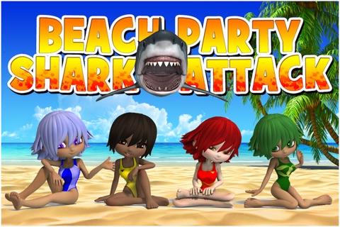 Beach Party Shark Attack screenshot 3