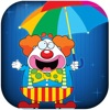 Ice Cream Rain Madness - Funny Clown Umbrella Adventure FREE
