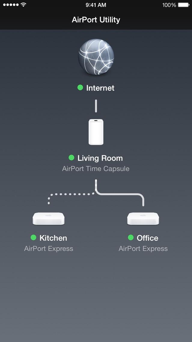 download Utilidad AirPort apps 0