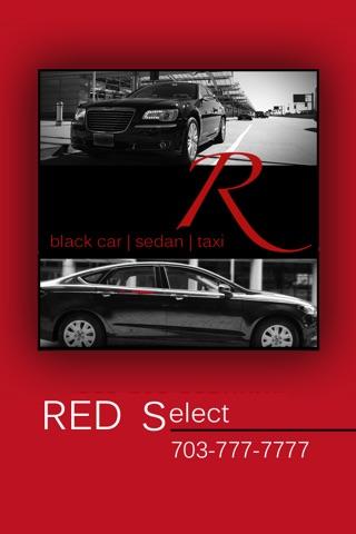 Red Select screenshot 1