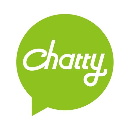 英語学習、英会話チャットが毎日10分無料:Chatty
