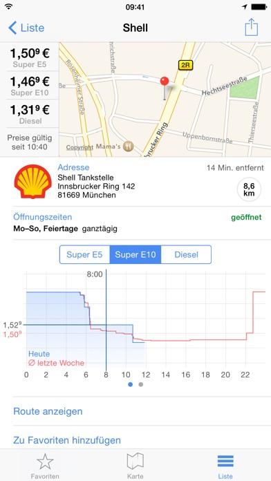 1-2-3 Tanken Screenshot
