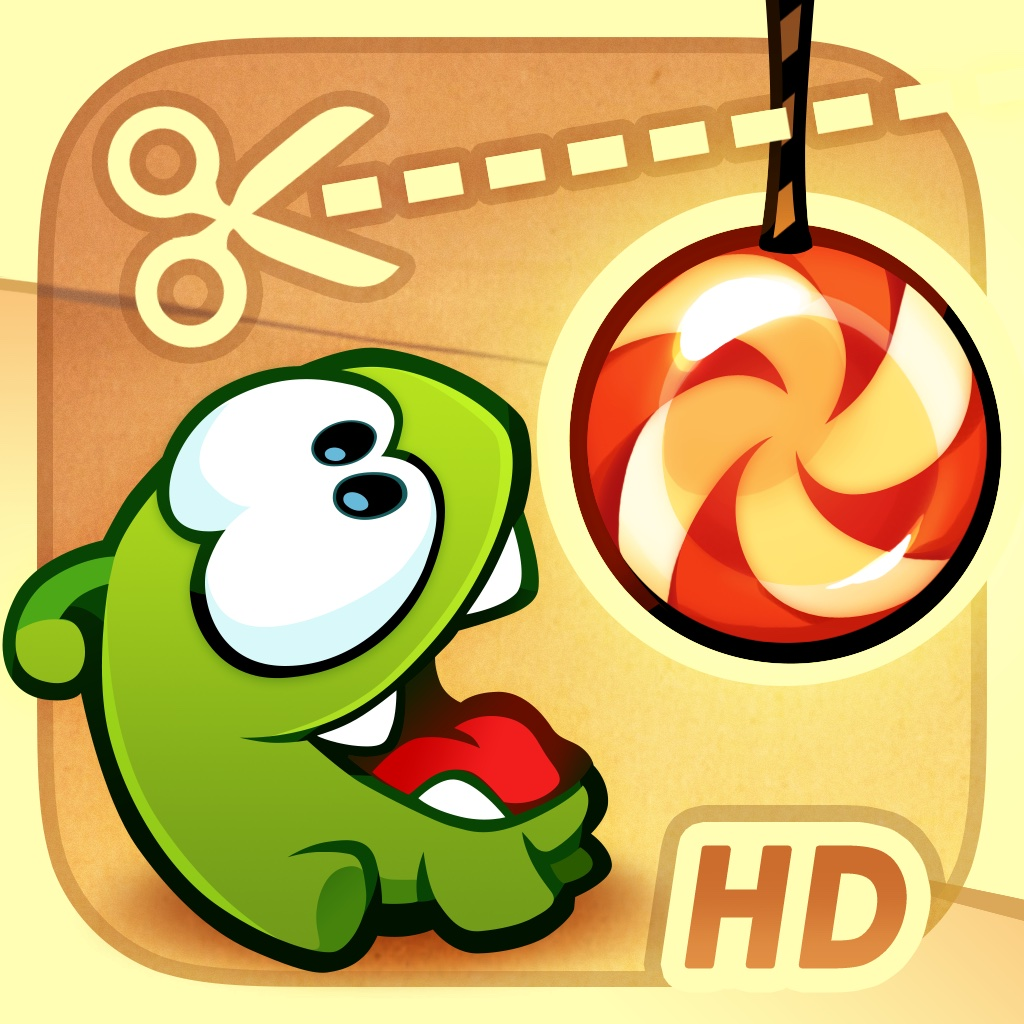 割绳子HD:Cut the Rope HD