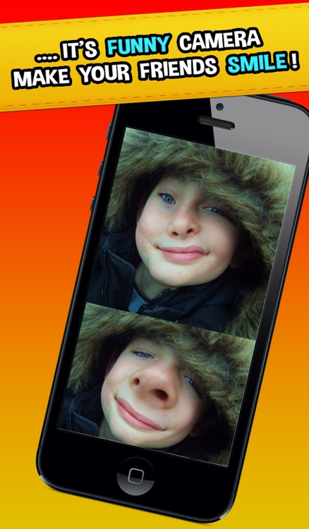 Funny Camera PRO – Hilarious Face Warp Effects Photo Editor by APP8ITE LTD