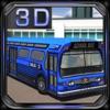 City Airport 3D Bus Parking