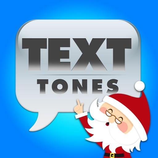 Christmas Text Tones - Customize your new text tone with Santa!