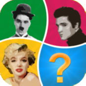 Word Pic Quiz Classic Old Hollywood - Guess Famous Faces from the Golden Age of  Cinema icon