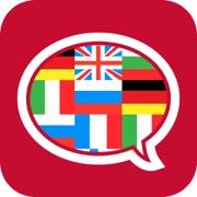 Lingvo Guide de conversation : l'anglais, l'espagnol, l'allemand, l'italien, le français et le russe