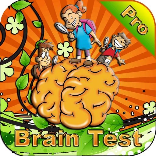Brain Testing Pro - Smart your skills while having lots of fun iOS App