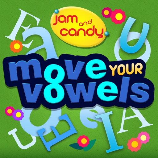 Move Your Vowels iOS App