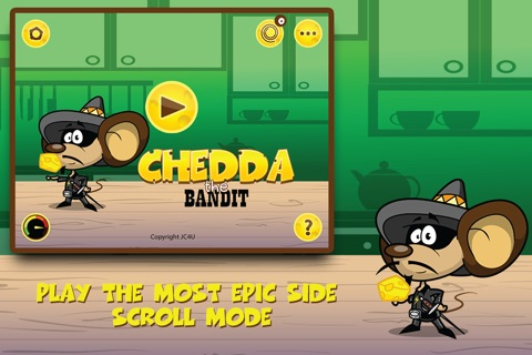 Chedda - The Bandit screenshot 1
