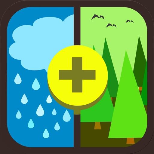 Pic Combo iOS App