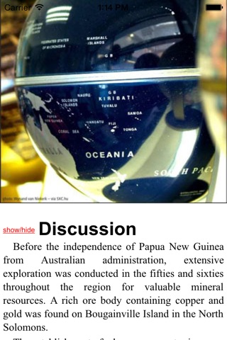 Bougainville's Panguna mine and the economics of environmentalism screenshot 2