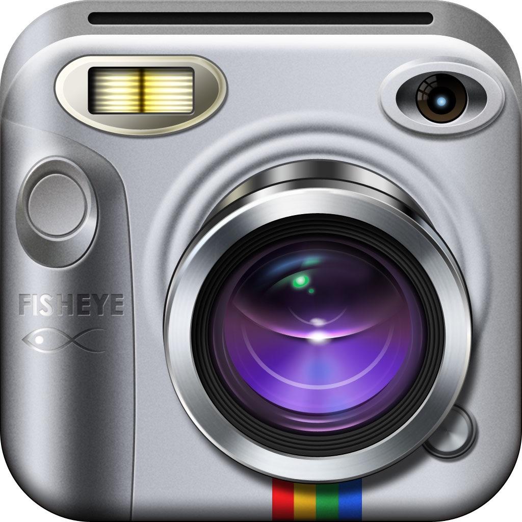 for Fish eye lense app
