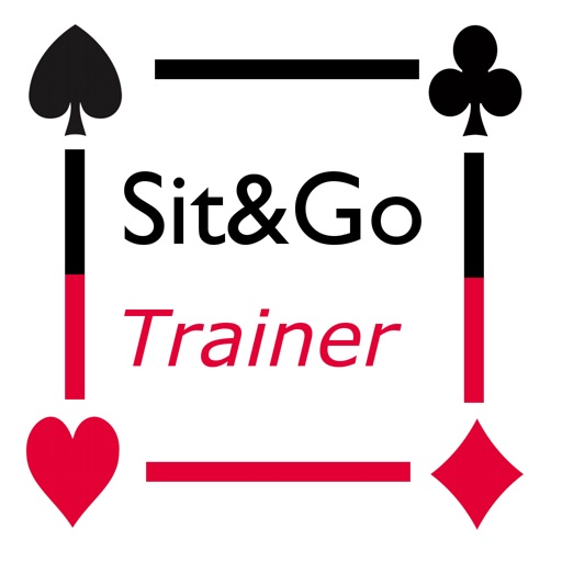 Poker sit and go program