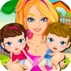 Mommy's Newborn Twins Baby Doctor Care - my new born salon makeover & girl nurse games for kids 2