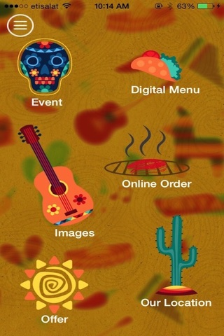 GALLO GRILLE screenshot 1
