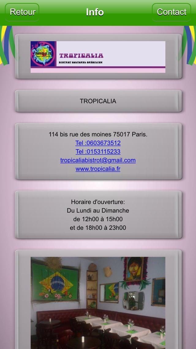TropicaliaCapture d'écran de 3
