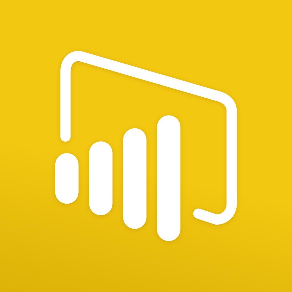 1024x1024sr Jpg: Microsoft Power Bi Logo