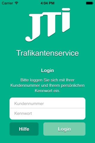 JTI-Trafikantenservice screenshot 3