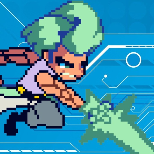 Cyber Punch — Cyborgs & Robots Beat'em Up & Fighting Game by Pedro Ruíz