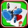 Fresh Deck Solitaire DH Texas 42 Holdem Poker Megapoker Live Texas Hold'em Style Full Deck Black Cards