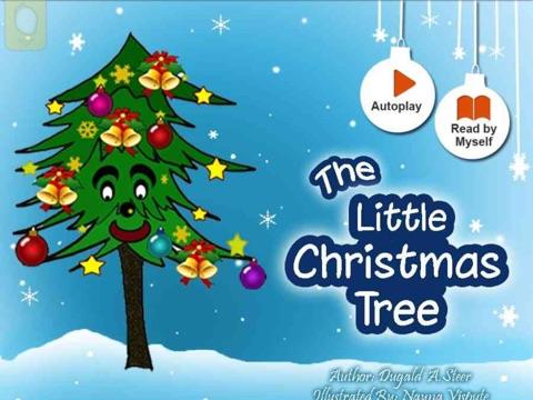 ipad screenshot 1 - Little Christmas Tree