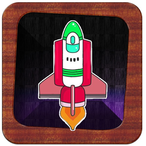 Space Race - Guide Your Rocket Through The Galaxy iOS App