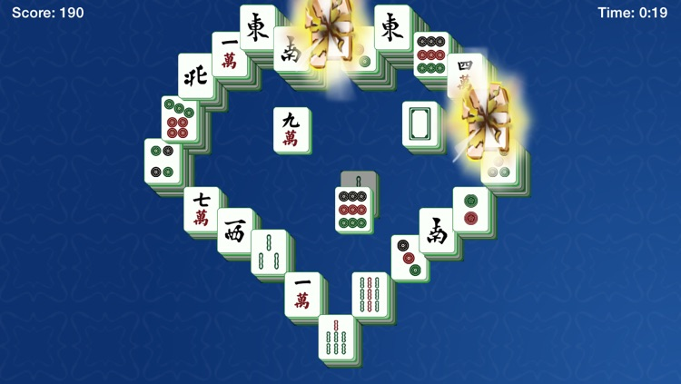 Ultimate Mahjong Solitaire Free - Classic Heads Puzzle Game